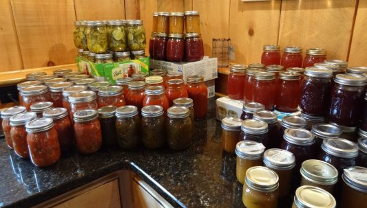2014 Canning
